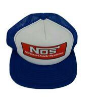 Nitrous Race Connection snap back hats