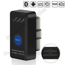 ELM 327 Bluetooth 4.0 OBD2 Car Diagnostic Scanner apple IOS android windows