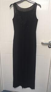 Dress Black Evening Principles Petite size 10