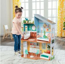 Casa delle Bambole in legno KidKraft Emily adatta per Barbie e altre simili