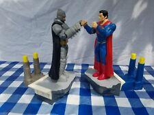 Rock Em Sock Em Robots Batman Versus Superman Edition Plastic Action Games
