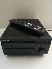 Denon RCD-M39DAB Hi-Fi stereo Amplifier, Receiver DAB CD USB w/ Remote (486)