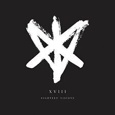 EIGHTEEN VISIONS - XVIII COLORED VINYL  VINYL LP NEU