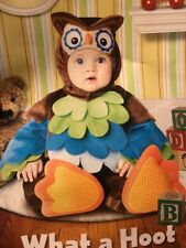 What A Hoot Owl Costume Infant M(12-18 Months)