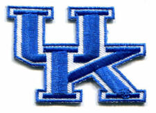 """KENTUCKY WILDCATS NCAA COLLEGE 2.25"""" UK LETTERS PATCH"""