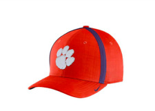 25cccc511d8 Men s Nike Clemson Tigers Sideline Classic 99 Adjustable Hat Cap  32 Orange  New