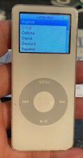 iPod Nano 1st Generation 4GB White Model A1137