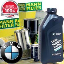 Kit tagliando olio motore BMW 6LT + Filtri Mann  per BMW X3 (E83) 2.0d| 08-07
