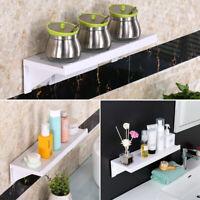 Bathroom Shelf Wall Mounted Shampoo Shower Shelves Holder Kitchen Storage Rack