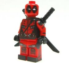 CUSTOM LEGO - Red Deadpool