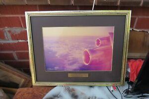 peter lik  rolls royse 747 engines Queensland  signed photos /print