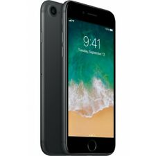 "Apple iPhone 7 32GB Black 4.7"" WIFI GPS 4G LTE Unlocked Smartphone 12M Warranty"