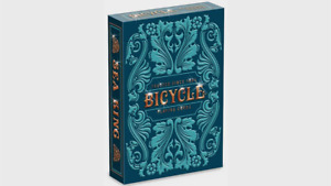 Bicycle Sea King Playing Cards by USPCC