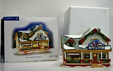 Dept 56 Original Snow Village, MARJORIE'S BLUE RIBBON BAKED GOODS #805500