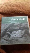 Agatha Christie MURDER IN MESOPOTAMIA CD Audio Book read by Carole Boyd