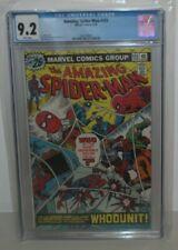 Amazing Spider-Man (1st Series) #155 (1976) CGC 9.2