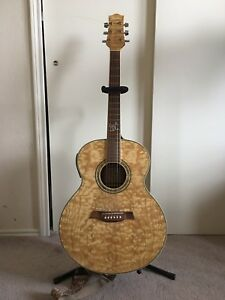 Ibanez EW20ASNT1201 Acoustic/Electric Guitar