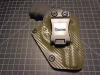 Badger Concealment OD Green Carbon Kydex IWB Holster