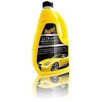 Meguiars Shampoing Auto Ultime Brillance et Protection Cire et Polymères 1420ml