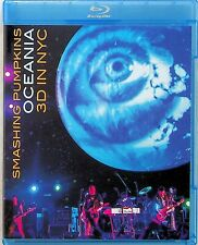 Smashing Pumpkins -Oceania 3D Live In NYC Blu Ray *NEW RARE OOP (Concert)