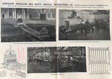 COMPAGNIE FRANCAISE DES PETITS CHEVAUX AUTOMATIQUES J.R.