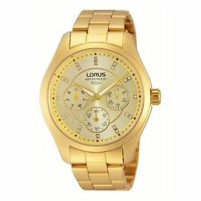 Relojes de pulsera Lorus de acero inoxidable para mujer