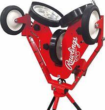 Rawlings Pro Line Three (3) Wheel Baseball Pitching Machine