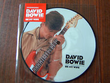 David Bowie-Be My Wife-40th Anniversary-Picture 7 Single NEW-OVP 1977/2017