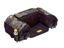 ATV Storage Seat Rear 4 Wheeler Back Seat  ATV Cooler Rear Mount Cargo Camo S