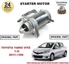 Pour Toyota Yaris Vitz 1.3 2011-- > Neuf Original Démarreur