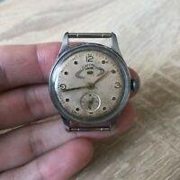 Watch Saturn ChChZ 1-60 Vintage Wristwatch Rare USSR Soviet Russia SSSR