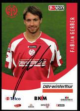Fabian Gerber  FSV Mainz 05 2005-06  Original Signiert + A 78111