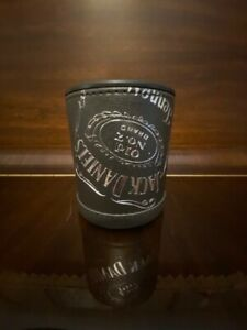 JACK DANIELS DICE SHAKER CUP and Six (6) DICE