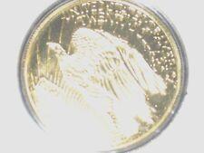 2002 FIRST COMMEMORATIVE MINT 1933 SAINT GAUDEN 20 DOLLAR DOUBLE EAGLE