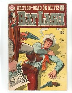 Bat Lash #7 (Oct-Nov 1969, DC) - 6.5