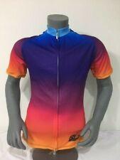 COLORFUL FADE JERSEY RAINBOW SHIRT SIZE XXL BIKE JERSEY FULL SPECTRUM CYCLING