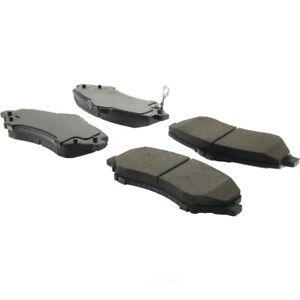 Disc Brake Pad Set fits 2009-2014 Volkswagen Routan  CENTRIC FLEET PERFORMANCE