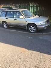 SUBARU FORESTER 2.0 Turbo AWD 2002 ej20