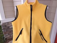 Womens [or Youth] Abercrombie & Fitch Zip-down Vest Sz M -Nice Quality/Unique-