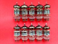 6N1P 6Н1П a-g 6BQ7A vintage triode vacuum tube soviet NOS SAME DATE 10pcs