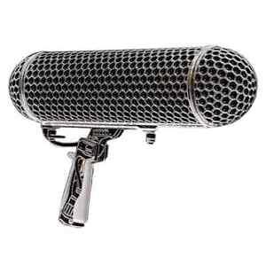 Rhode Shotgun Microphone Windshield Blimp Enamel Lapel Pin gift for Sound man