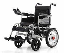 Foldable Lightweight Portable 24V 20Ah Electric Power Wheelchair No Slide