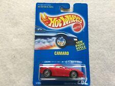Camaro Collector 262 Hot Wheels