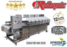 Adquirida también máquina automática de cinta transportadora Horno entradas Horno malayos Nan chapati