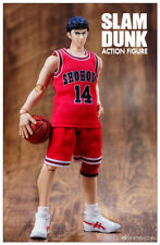 Dasheng Slam Dunk 1/10 Model NO14 Mitsui Hisashi Basketball stand collection toy