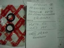 APRILIA x2 RONDELLE PER ATTACCO SILENZIATORE ORIGINALI MOTO 50/125 AP8101284