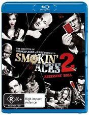 SMOKIN' ACES 2 - Like New (Blu-Ray) Universal Region Code