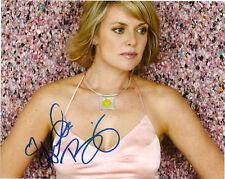 Sanctuary Amanda Tapping Autographed Signed 8x10 COA