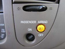 Ford F-150 Airbag Light Repair Fix Passenger Switch **REPAIR SERVICE ONLY**