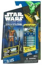2011 Star Clone Wars CW47 Drill Sergeant El-Les with Blasters Figure!
